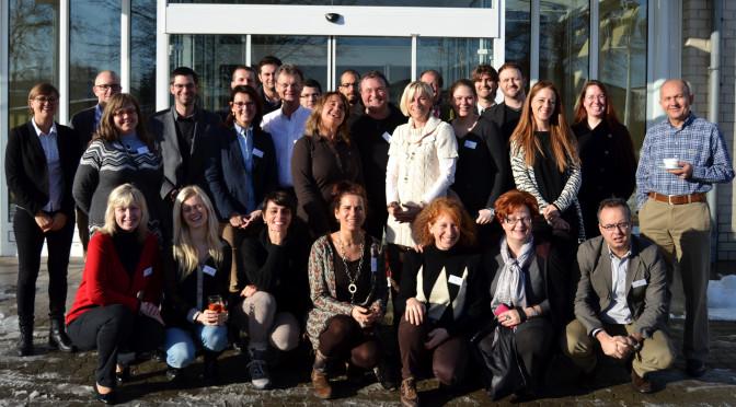 greeen network transnational meeting january in göttingen